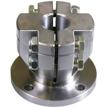 "4"" SPLIT HALF COUPLING 30MM"